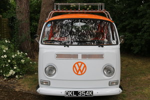 VW Camper Bay window