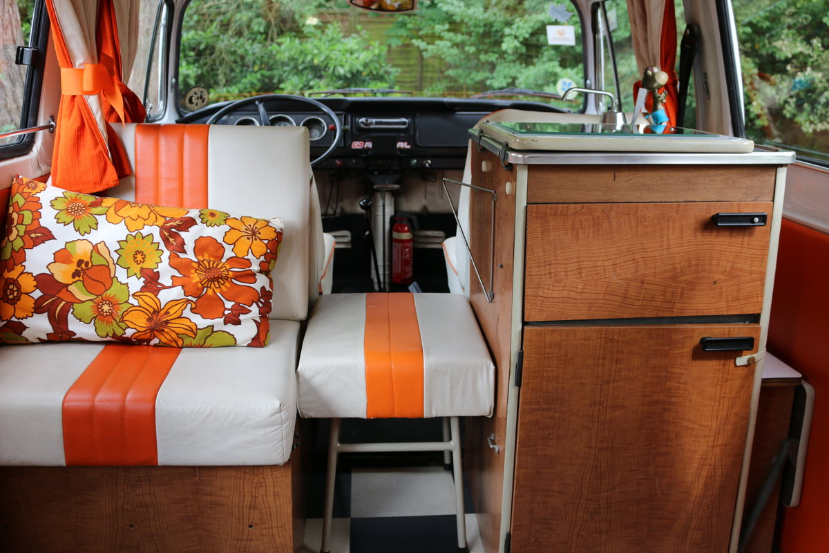 1972 VW Camper Bay window For Sale (picture 4 of 6)