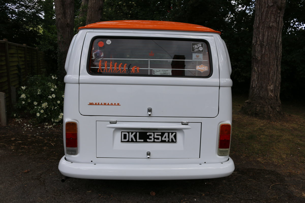 1972 VW Camper Bay window For Sale (picture 6 of 6)