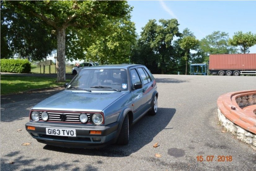 Volkswagen  1990 NoGolf GTI G 60  For Sale (picture 1 of 6)