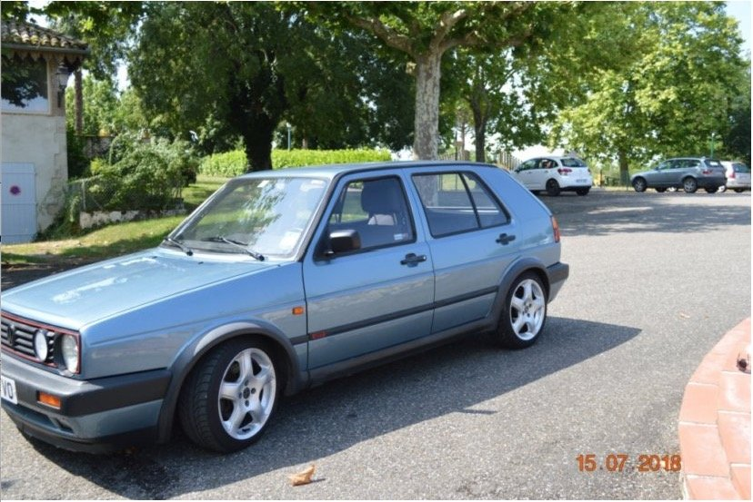 Volkswagen  1990 NoGolf GTI G 60  For Sale (picture 5 of 6)