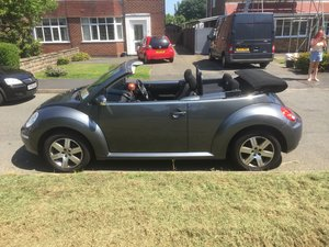 Picture of 2010 Vw Beetle convertible low miles  SOLD