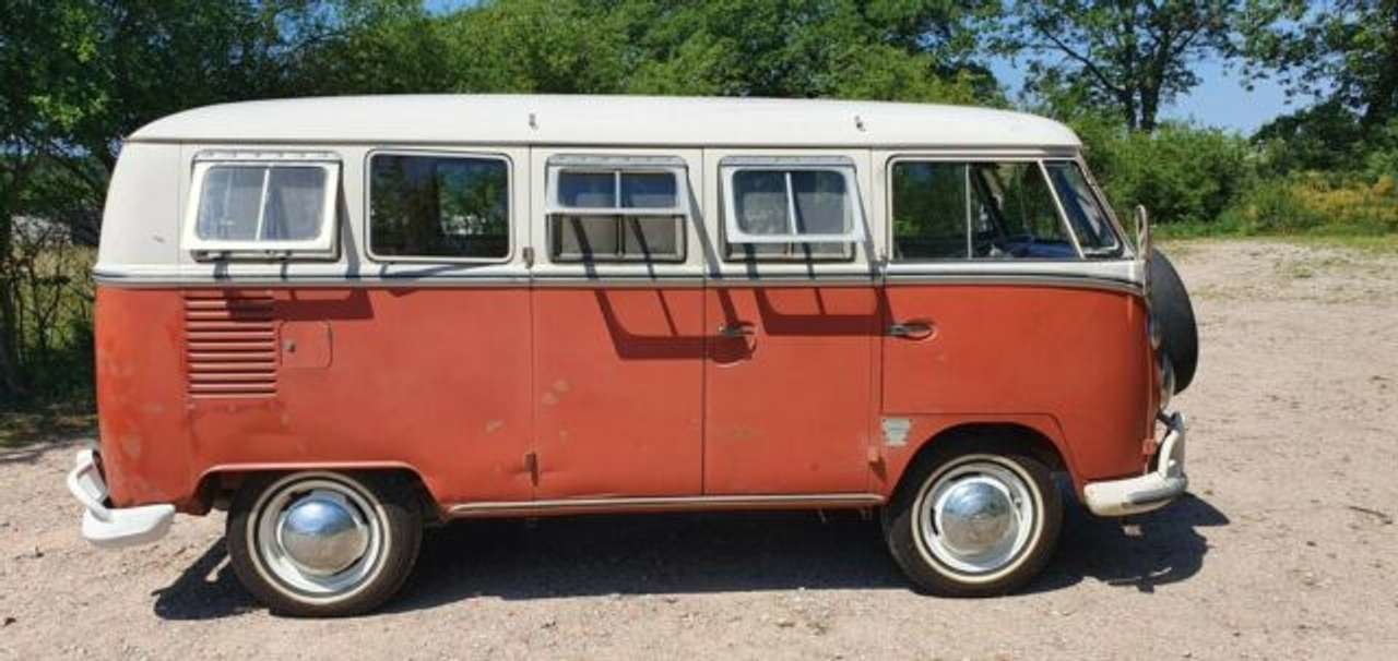 1964 For sale Volkswagen T1 , T1 Bus, T1 Transporter, VW Bulli For Sale (picture 1 of 6)