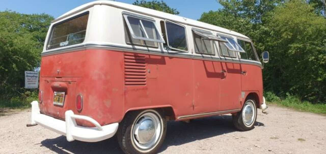 1964 For sale Volkswagen T1 , T1 Bus, T1 Transporter, VW Bulli For Sale (picture 2 of 6)
