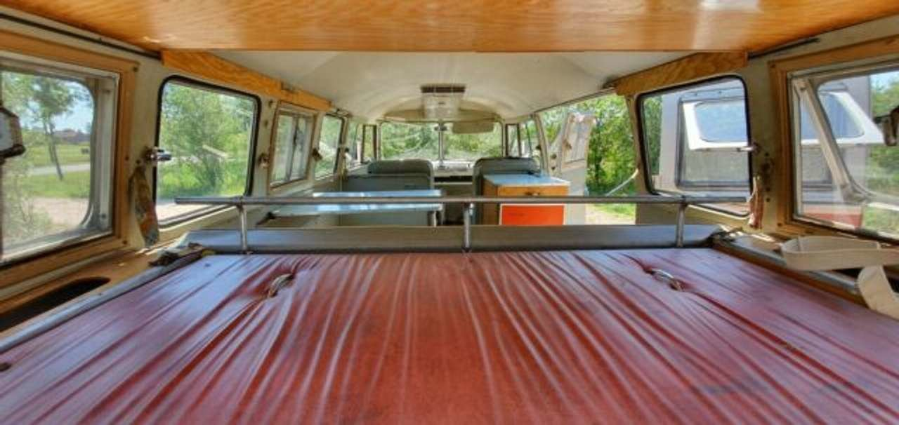 1964 For sale Volkswagen T1 , T1 Bus, T1 Transporter, VW Bulli For Sale (picture 4 of 6)