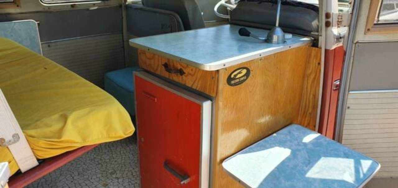 1964 For sale Volkswagen T1 , T1 Bus, T1 Transporter, VW Bulli For Sale (picture 5 of 6)