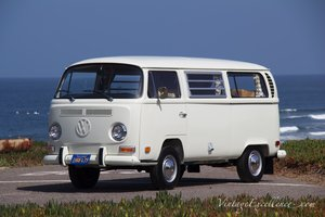 1971 Best in the world? Westy Tin Top Camper concours