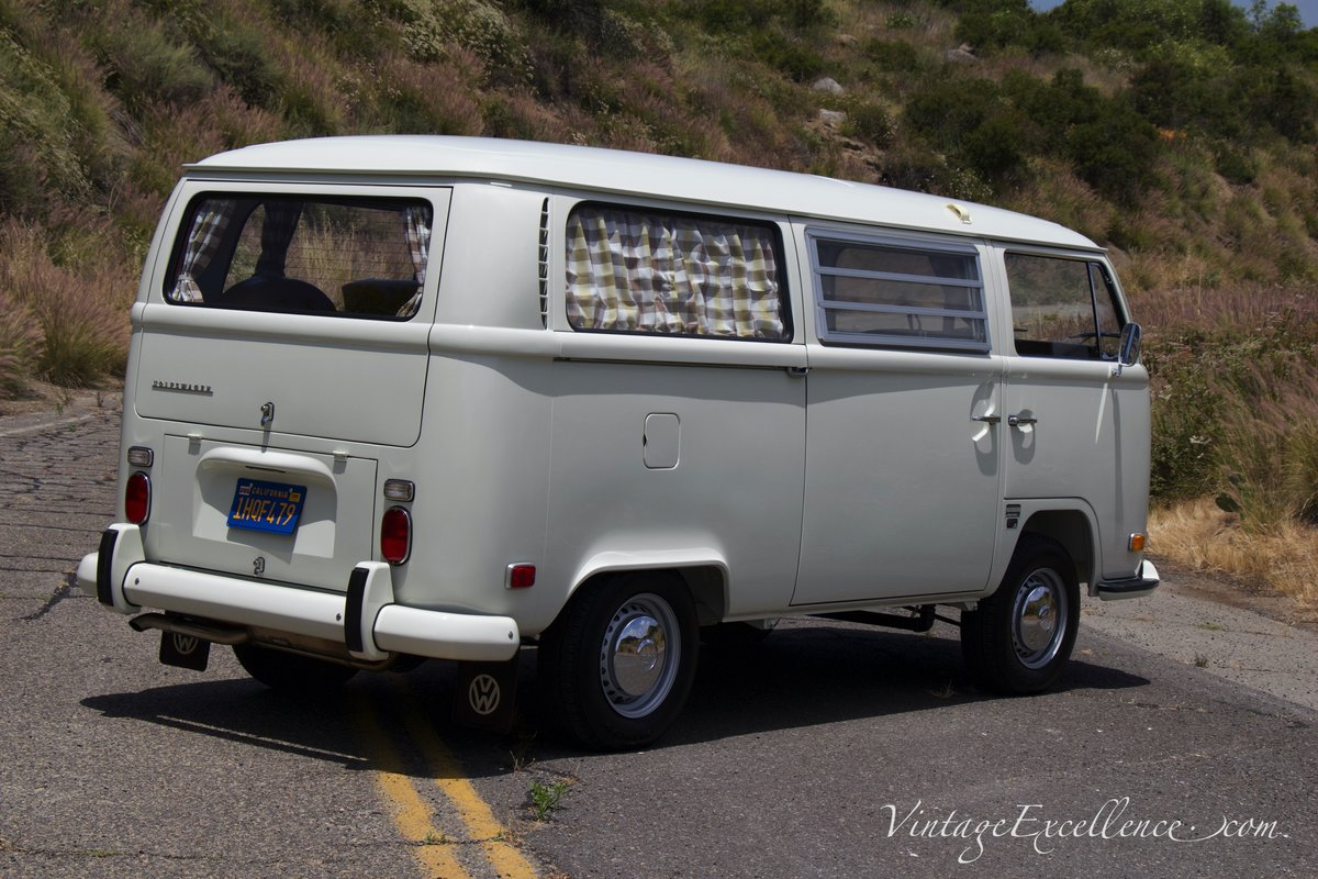 1971 Best in the world? Westy Tin Top Camper concours For Sale (picture 2 of 6)