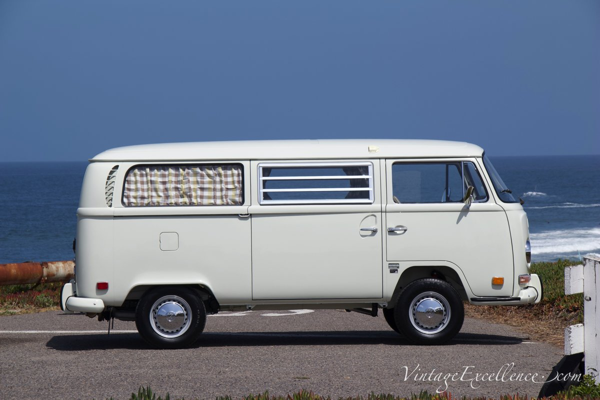 1971 Best in the world? Westy Tin Top Camper concours For Sale (picture 3 of 6)