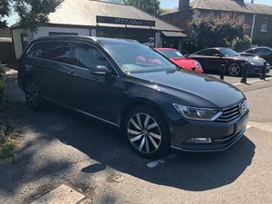 2017 VOLKSWAGEN PASSAT GT TDI BLUEMOTION TEC AUTOMATIC ESTATE