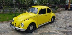 """1969 VW Beetle """"Mexican"""" Unique"""