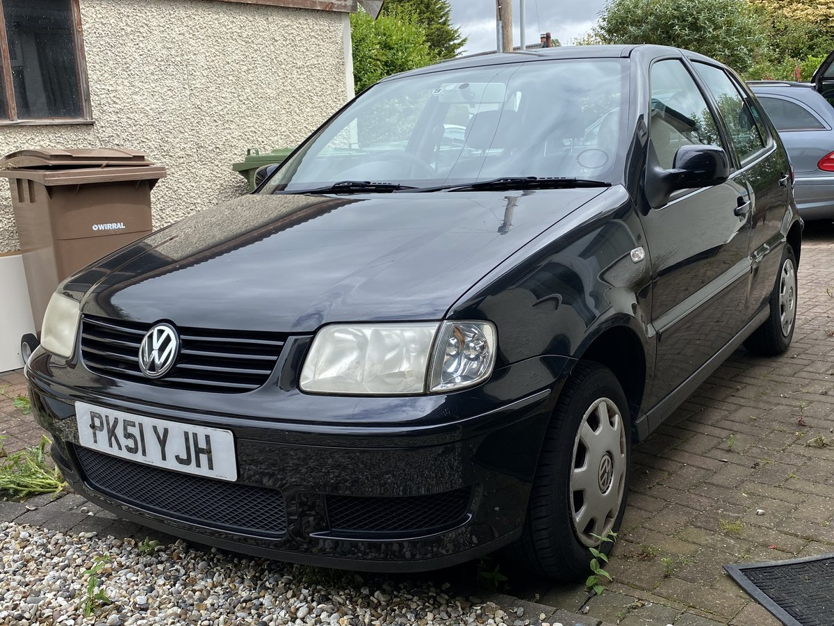 2001 Volkswagen Polo Match 6n2 1.4 - 78,800 miles For Sale (picture 2 of 5)