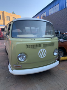1969 South African Fully Restored Classc VW's