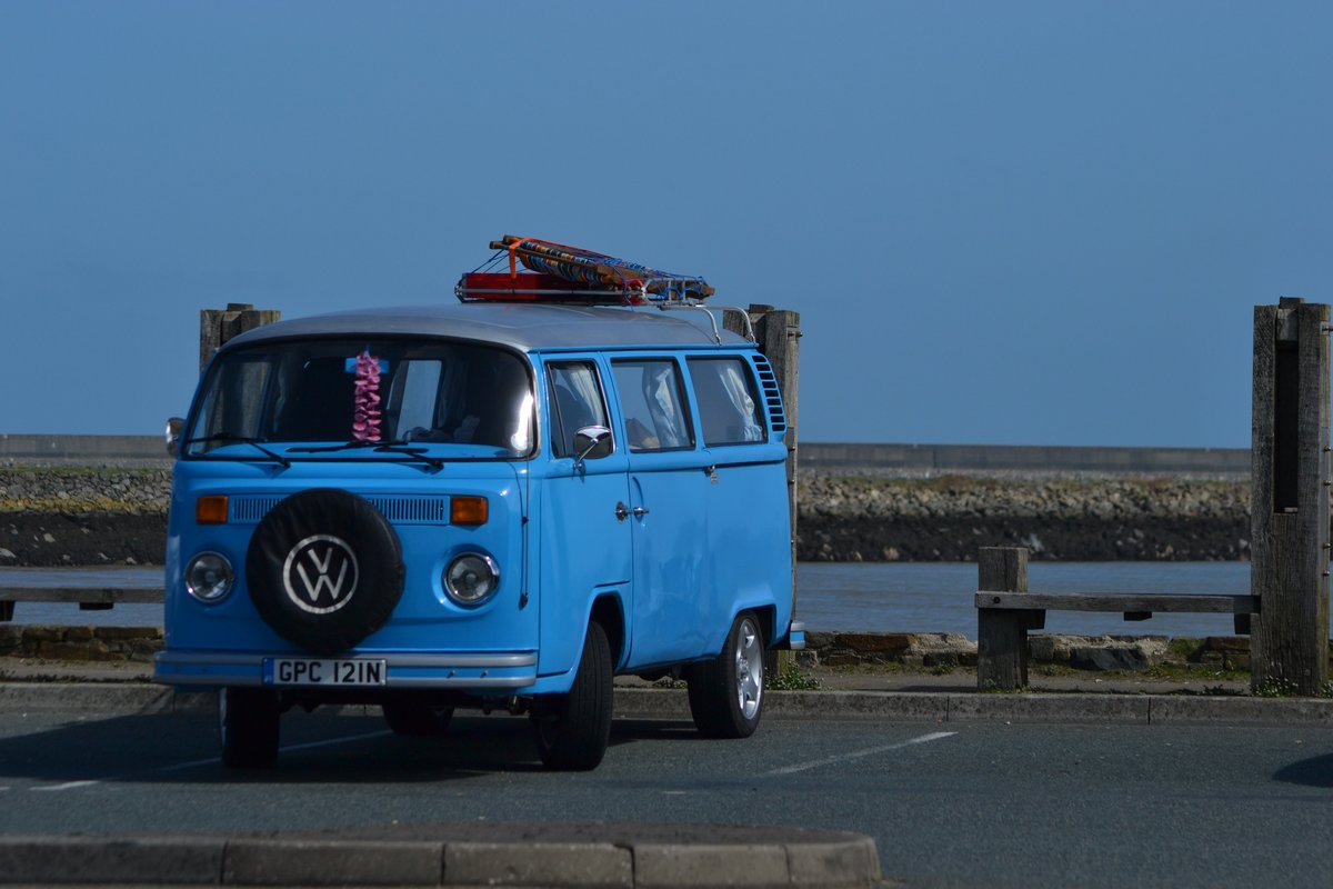 1974 1975 Late Bay window campervan. Devon conversion. For Sale (picture 1 of 6)
