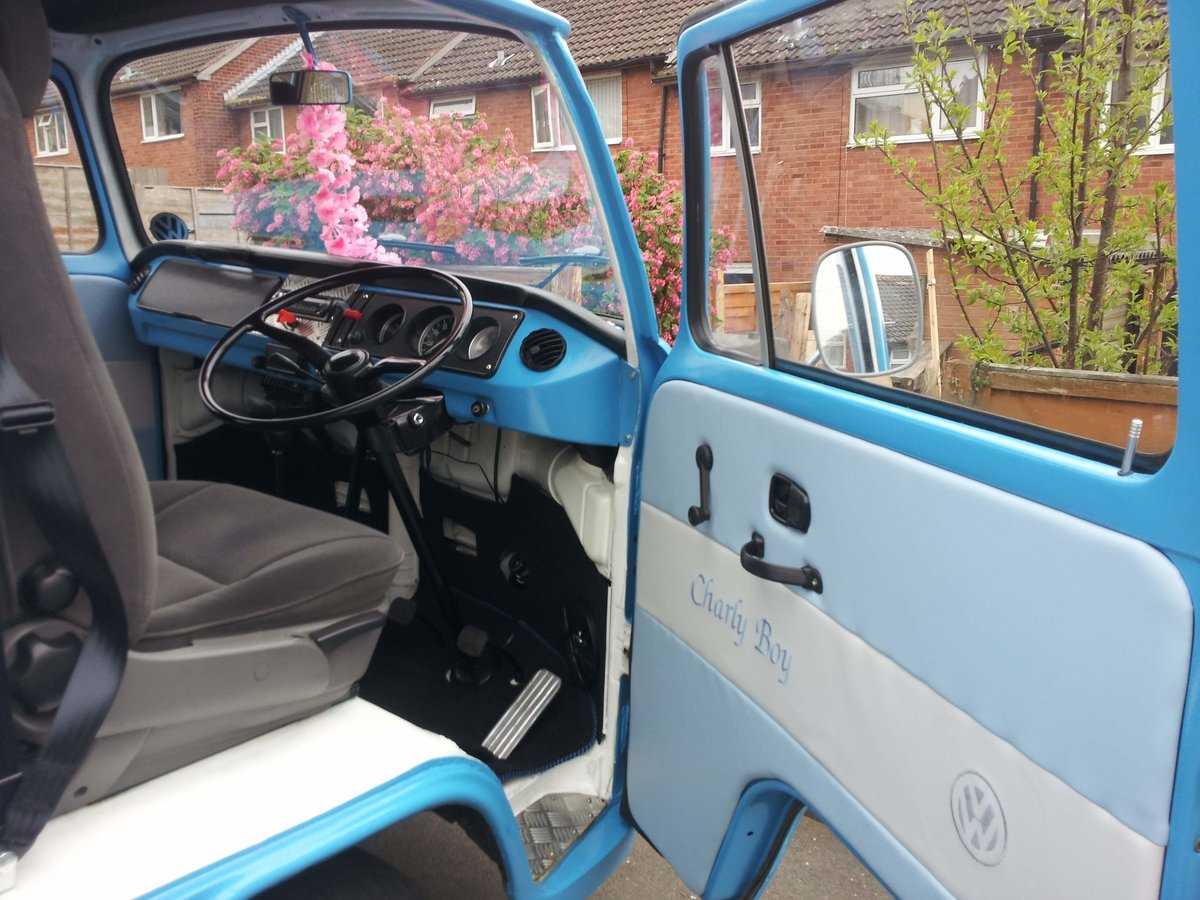 1974 1975 Late Bay window campervan. Devon conversion. For Sale (picture 6 of 6)