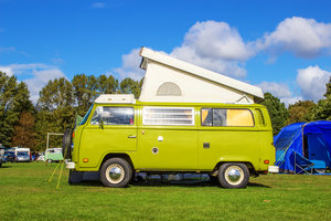 1978 Original Paint LHD T2 Westfalia