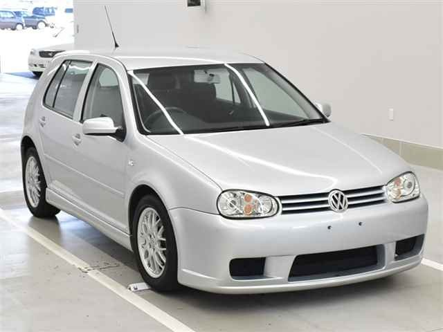 2004 VOLKSWAGEN GOLF 2.0 GLI AUTOMATIC 5 DOOR * ONLY 4500 MILES F For Sale (picture 1 of 3)