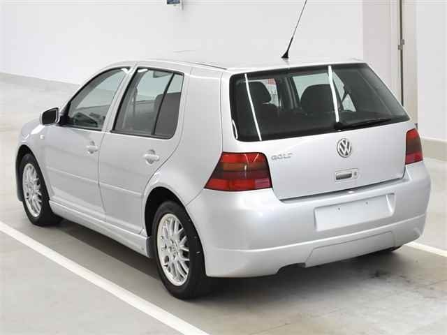 2004 VOLKSWAGEN GOLF 2.0 GLI AUTOMATIC 5 DOOR * ONLY 4500 MILES F For Sale (picture 2 of 3)