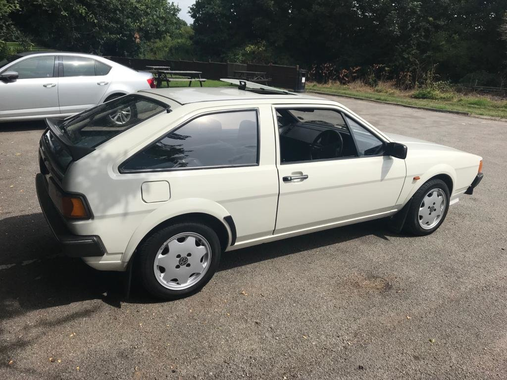 1984 Very Rare Scirocco For Sale (picture 3 of 6)