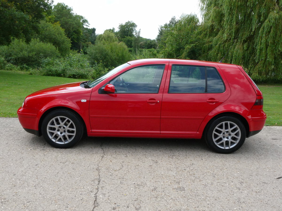 2001 Volkswagen Golf 1.8T 20v 150 GTi Turbo For Sale (picture 2 of 6)