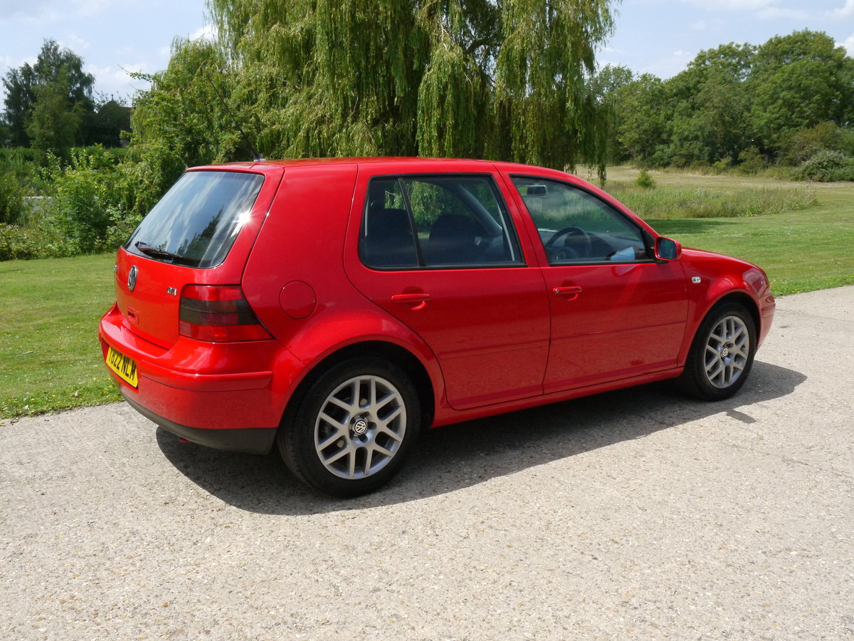 2001 Volkswagen Golf 1.8T 20v 150 GTi Turbo For Sale (picture 3 of 6)