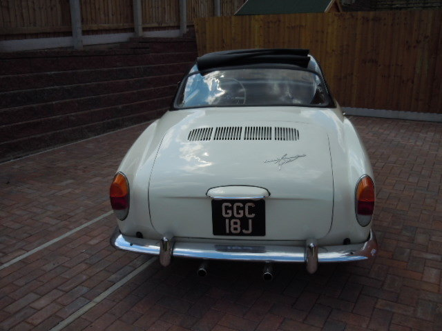 1970 Karmann Ghia 1500 semi automactic For Sale (picture 2 of 6)