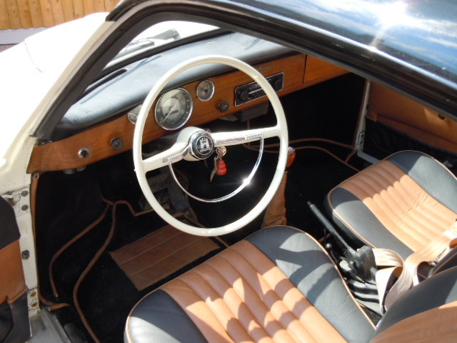 1970 Karmann Ghia 1500 semi automactic For Sale (picture 5 of 6)