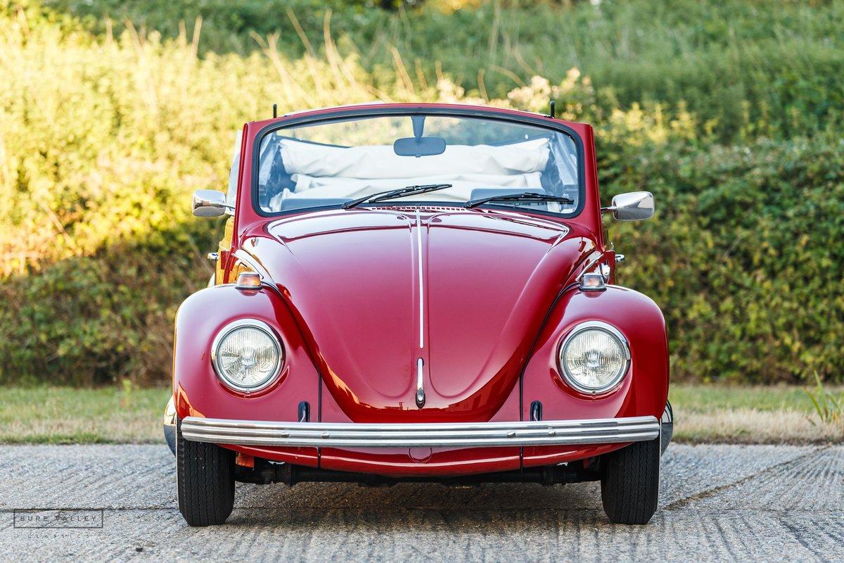 1968 VW Beetle Karmann Cabriolet SOLD (picture 3 of 6)