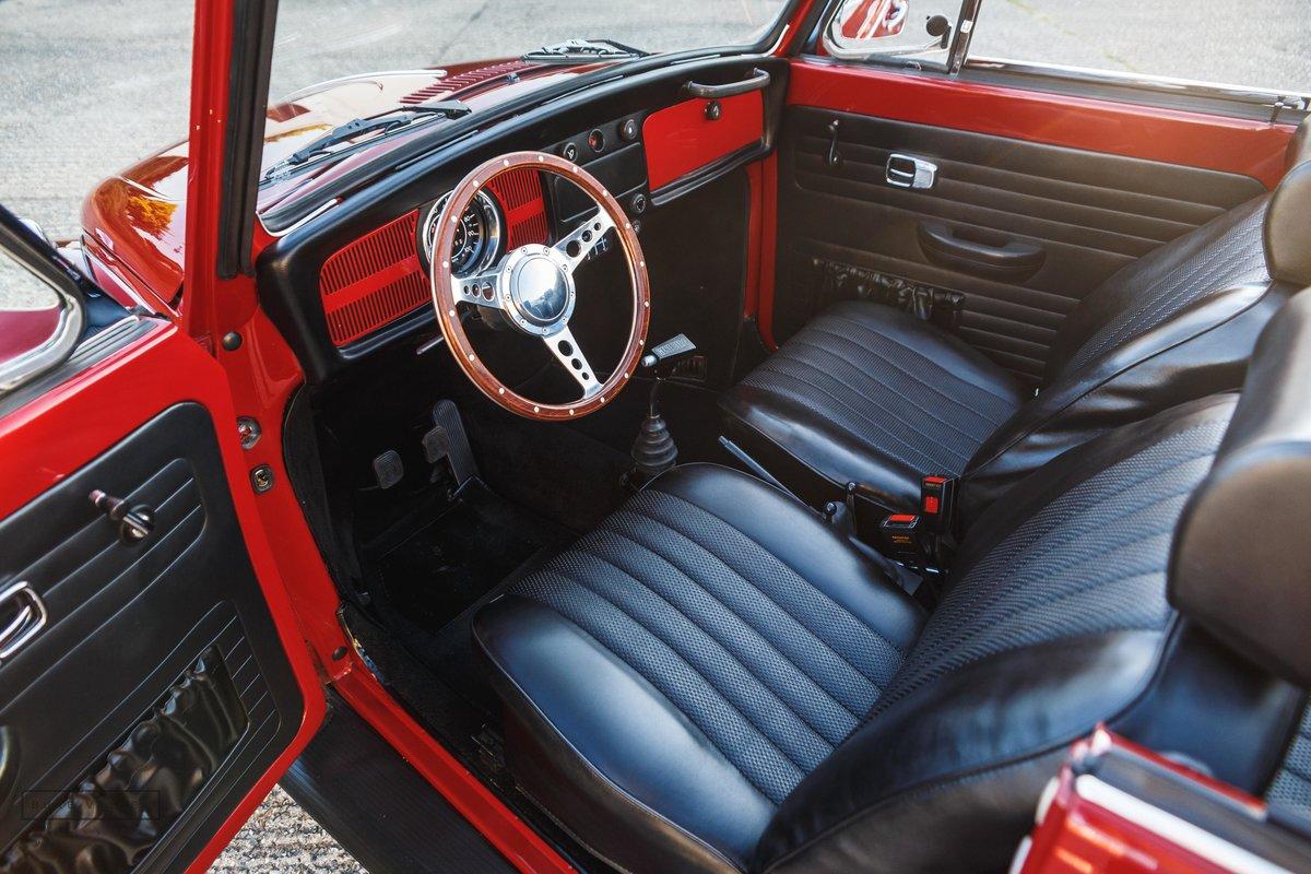 1968 VW Beetle Karmann Cabriolet SOLD (picture 4 of 6)
