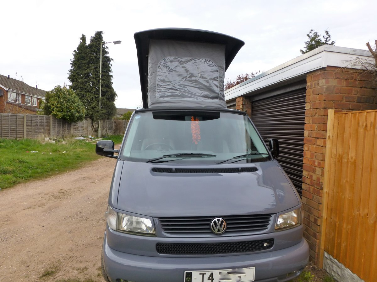 2003 VW Transporter T4 Campervan Immaculate Condition For Sale (picture 1 of 6)