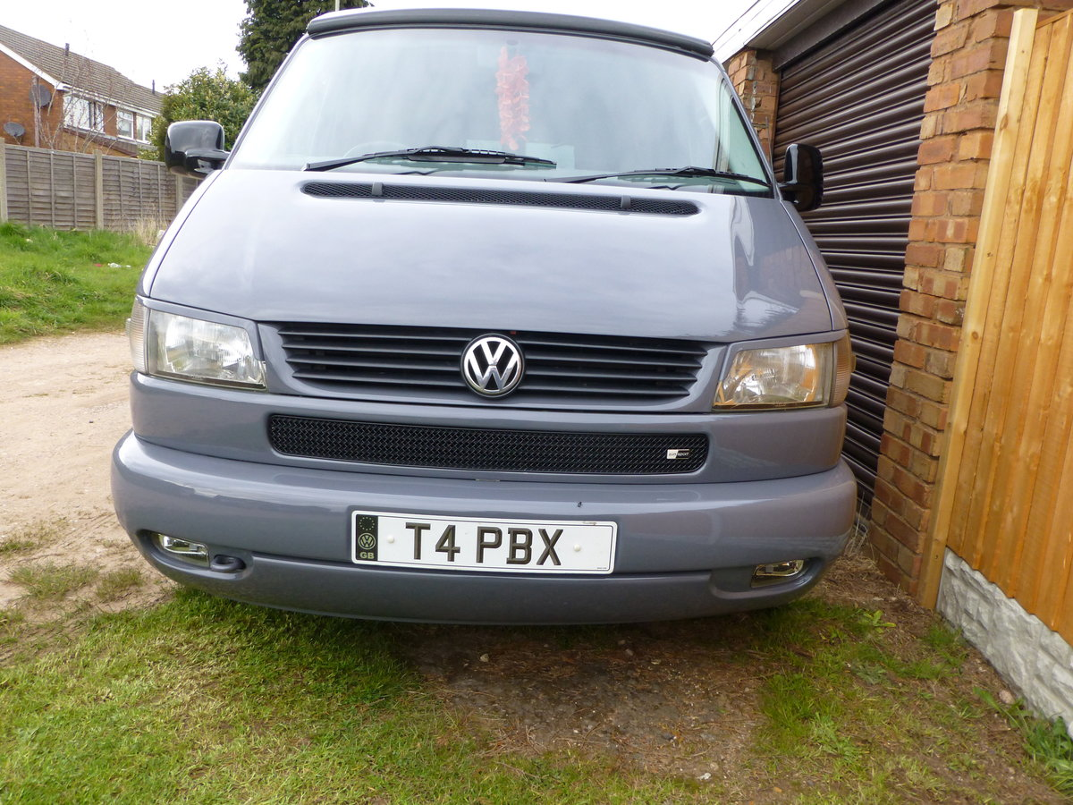2003 VW Transporter T4 Campervan Immaculate Condition For Sale (picture 2 of 6)