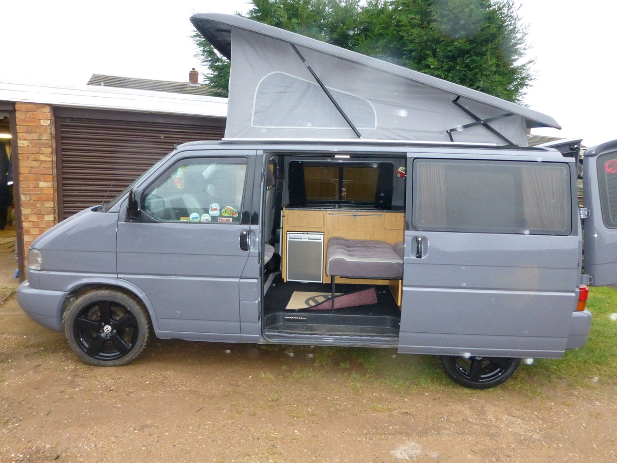 2003 VW Transporter T4 Campervan Immaculate Condition For Sale (picture 3 of 6)