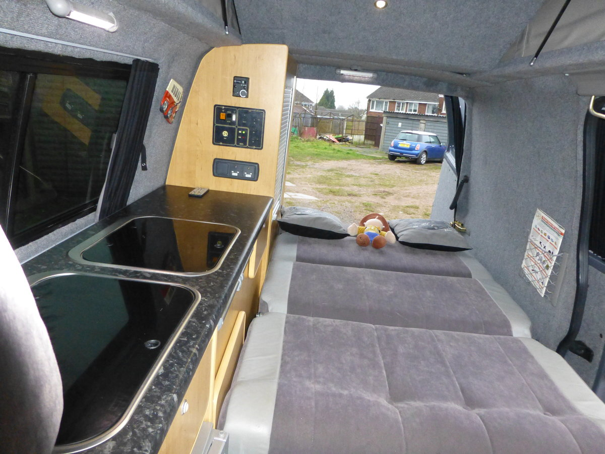 2003 VW Transporter T4 Campervan Immaculate Condition For Sale (picture 4 of 6)