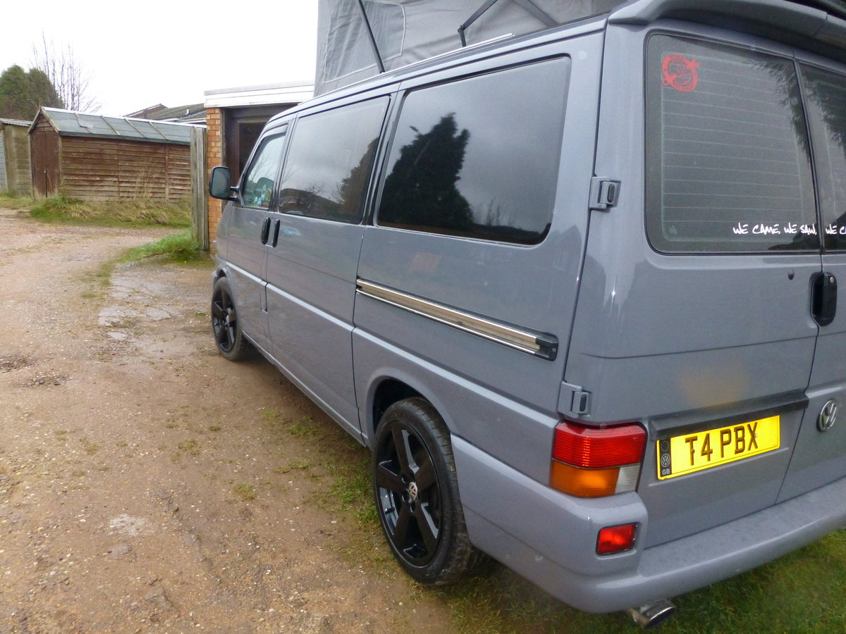 2003 VW Transporter T4 Campervan Immaculate Condition For Sale (picture 6 of 6)