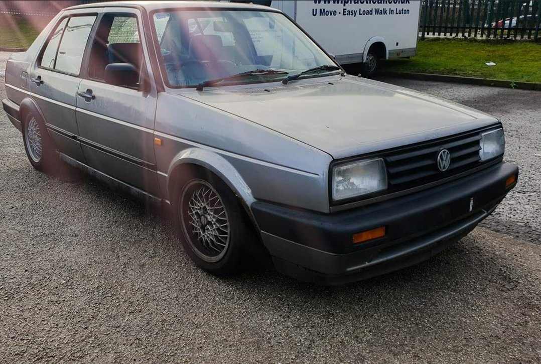 1990 VW Jetta TX *LOW MILES* For Sale (picture 1 of 1)