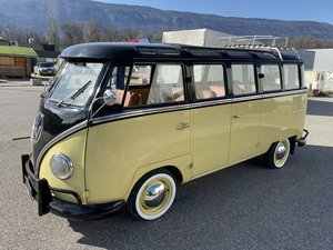 1958 VW COMBI 23 WINDOWS  SOLD by Auction