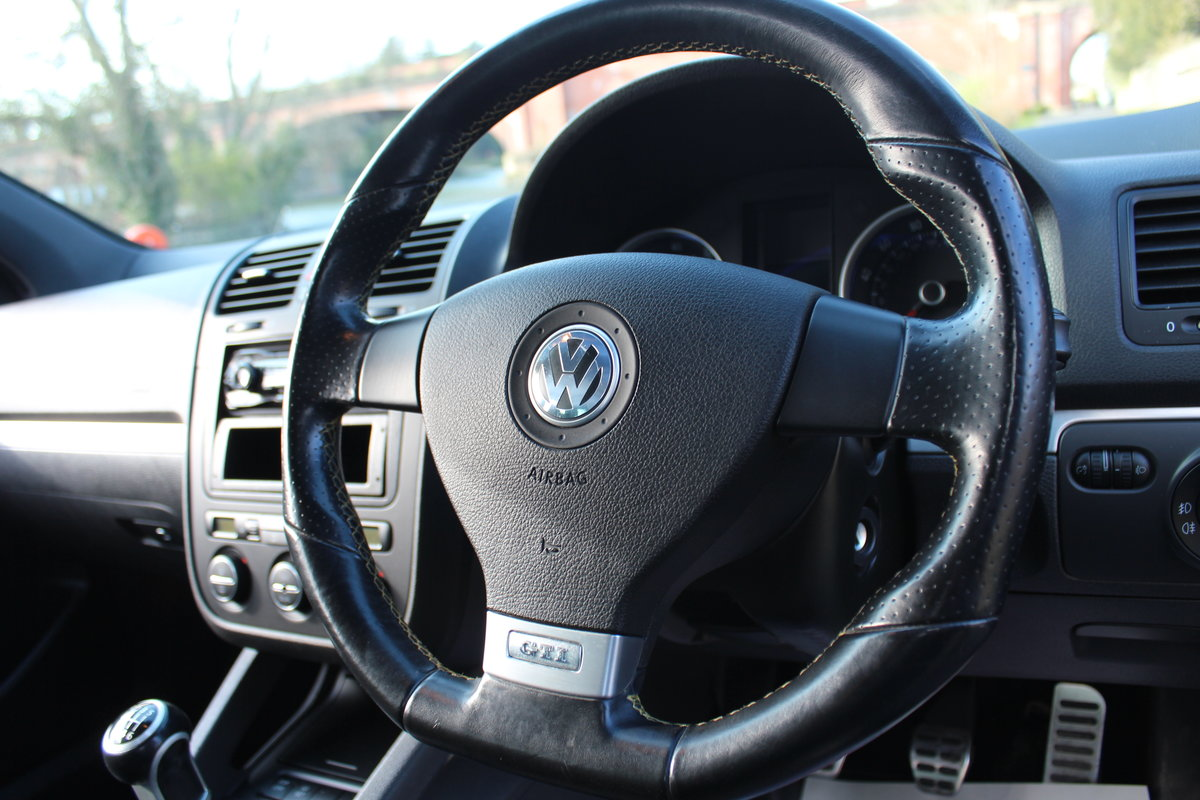 2008 Volkswagen MK5 Golf GTI Pirelli Edition * ONE DIRECTOR OWNER For Sale (picture 6 of 6)