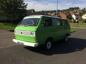 VW campervan t25 fully restored 2l engine reb