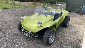 1966 VW Beach buggy