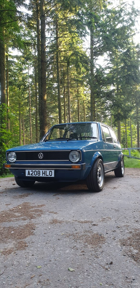 1983 Vw golf mk1 C For Sale (picture 1 of 6)
