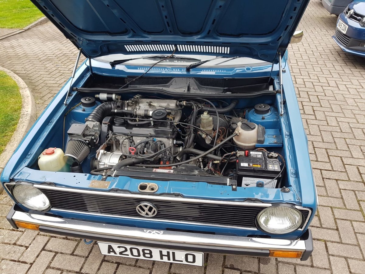 1983 Vw golf mk1 C For Sale (picture 4 of 6)