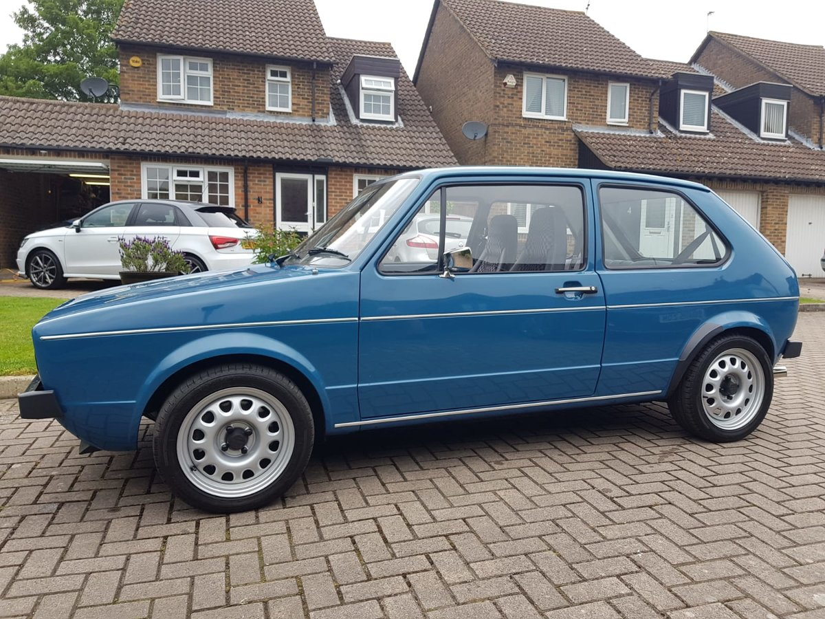 1983 Vw golf mk1 C For Sale (picture 5 of 6)