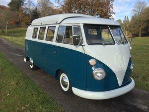 1967 VW Devon Splitscreen Camper RHD