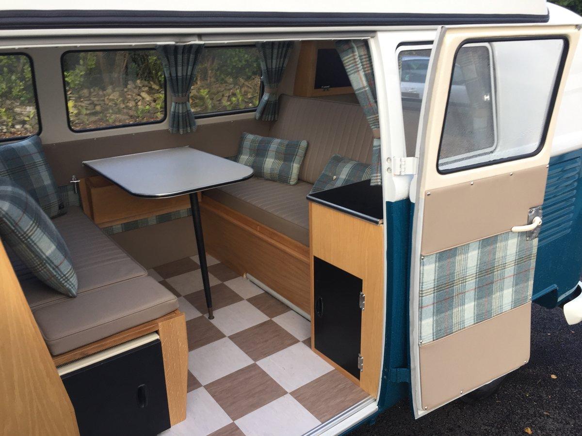 1967 VW Devon Splitscreen Camper RHD For Sale (picture 5 of 6)