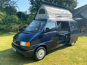 Volkswagen Bilbo Break-Away Camper 7 seater