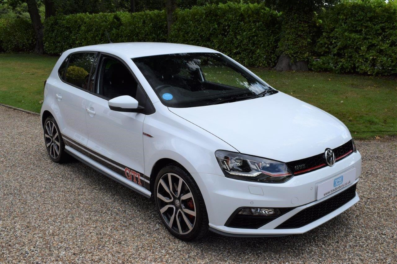2016 VW Polo GTI 190 DSG 5-Door Automatic Navigation SOLD (picture 1 of 6)