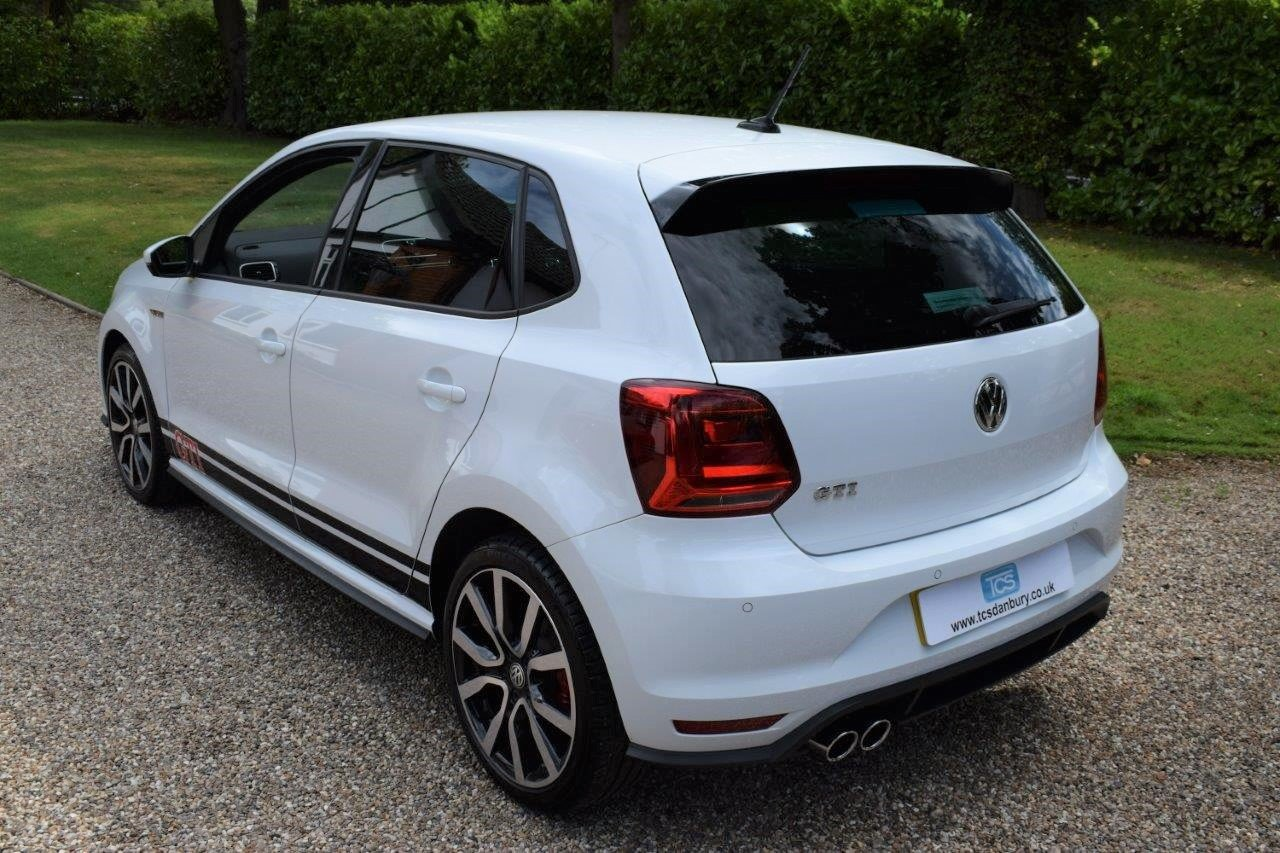 2016 VW Polo GTI 190 DSG 5-Door Automatic Navigation SOLD (picture 2 of 6)