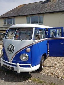 1975 VW Camper 15 Window SA Spilt Screen