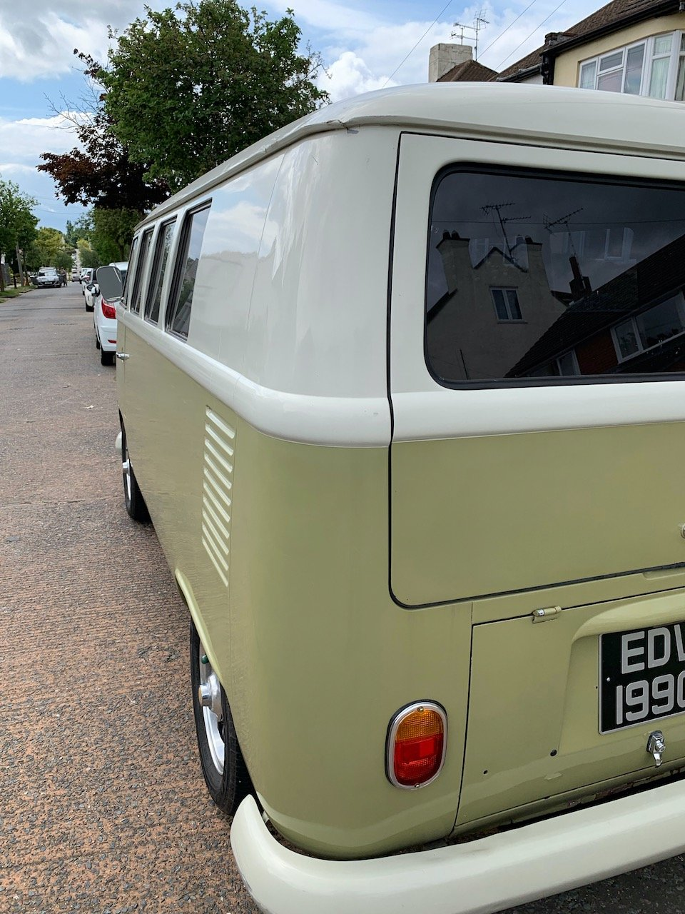 1965 VW Split Screen Camper LHD For Sale (picture 5 of 6)