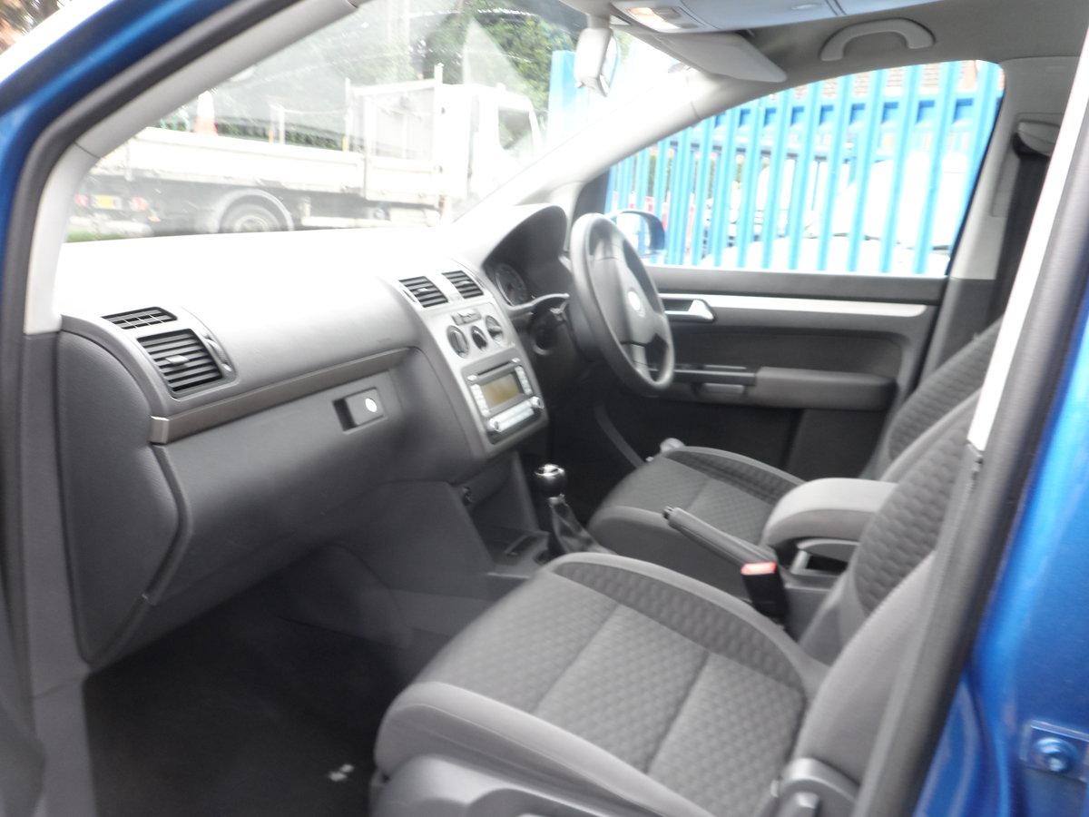 2007 MPV 7 SEAT V/W TOURAN S.E MODEL 1900cc DIESEL 6 SPD MANUAL For Sale (picture 4 of 6)